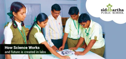 How Science Works and Future is Created in Labs