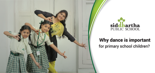 Why dance is important for primary school children