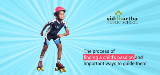 The process of finding a child's passion and important ways to guide them.