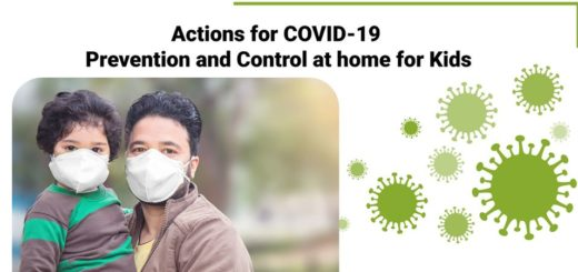 Actions for COVID-19 Prevention