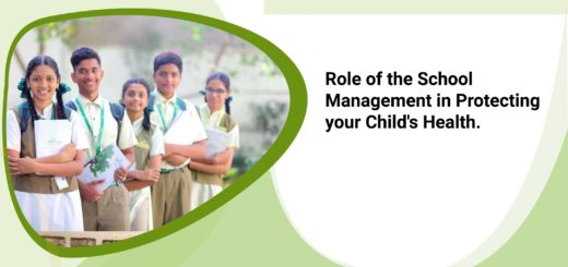 School Management in Protecting your Child's Health