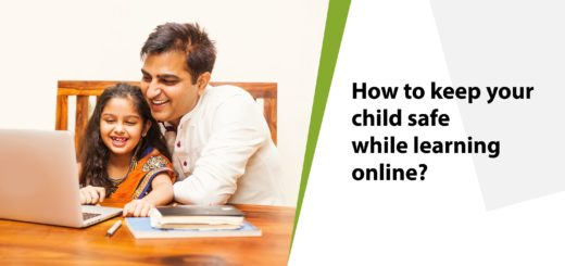 How to keep your child safe while learning online