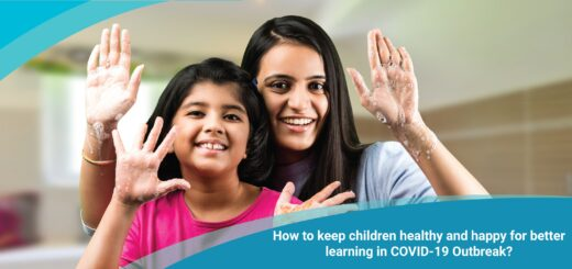 Children Better Learning in COVID-19 Outbreak