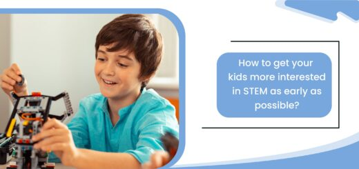 Kids More Interested in STEM