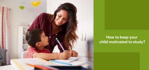 How to keep your child motivated to study