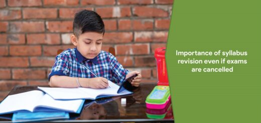 Importance of syllabus revision even if exams are cancelled
